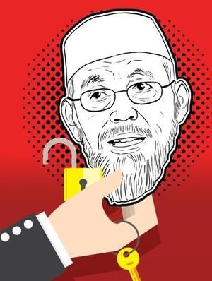 Kebijakan Jokowi untuk Baasyir