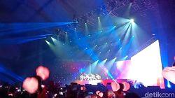Tutup Konser Hari Kedua, BLACKPINK Janji akan Kembali ke Indonesia