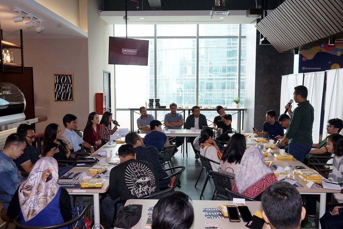 Bukan hanya memberikan dukungan berupa funding melainkan juga mentorship, networking, publication dan resource allocation bagi para startup di Indonesia. Foto: dok. UnionSpace