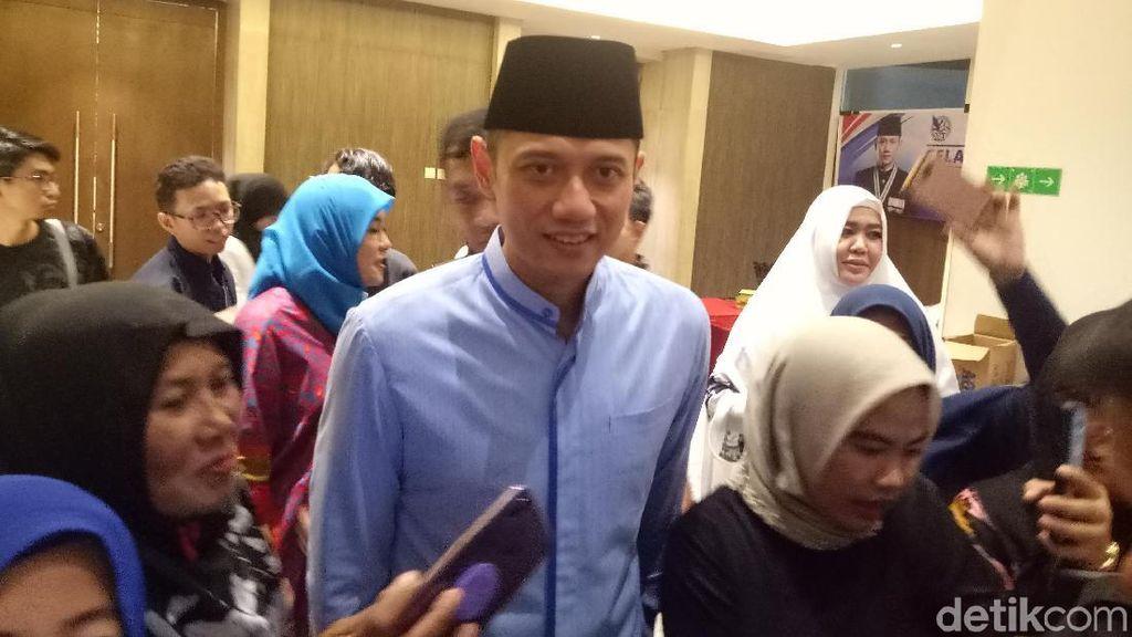 AHY: Rakyat Rindu Program SBY, Jokowi Kurang Menyentuh