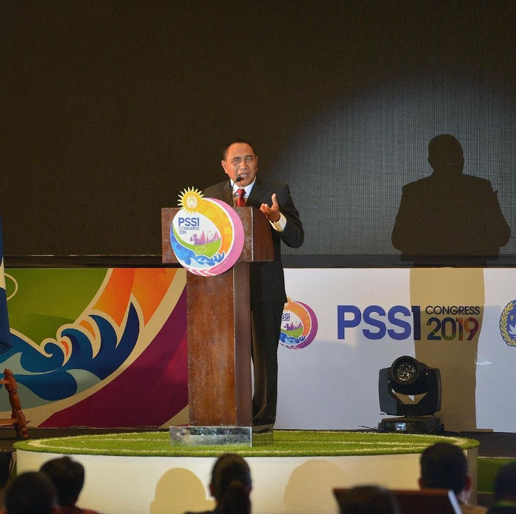Pascamundur dari Ketum PSSI, Gubernur Sumut Belum Terlihat di Medan