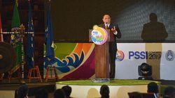 Ada Pertemuan Voters Kongres PSSI untuk Gulingkan Edy Rahmayadi