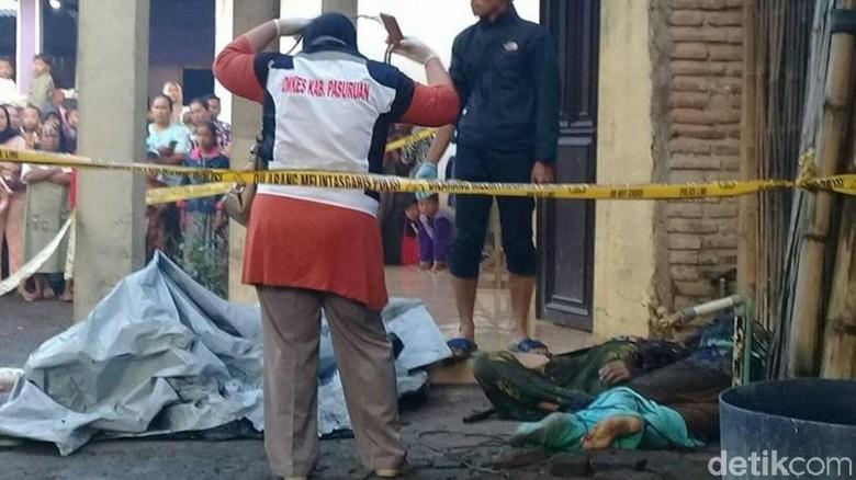 Mayat Terbakar di Pasuruan, Polisi: Tersangka Pernah Disantet Korban