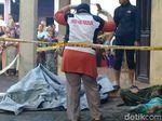 Detik-detik Penemuan Dua Mayat Terbakar di Rumah Dukun Pasuruan