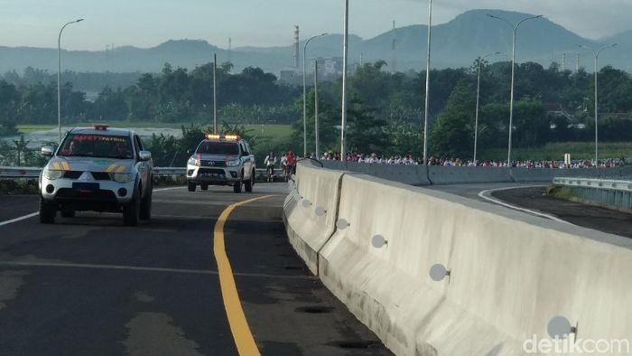 Tol Pasuruan-Probolinggo. Foto: M Rofiq