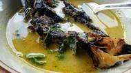 Pedas Nendang! Ikan Pari Asap Kuah Santan Khas Bondowoso