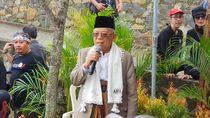 Maruf Amin Sempat Usulkan Pembebasan Abu Bakar Baasyir Tahun Lalu