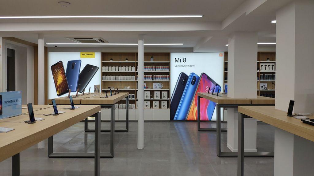 Kota Paris Punya Mi Store Terbesar di Eropa