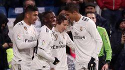 Gusur MU, Madrid Jadi Tim dengan Pendapatan Terbesar di Dunia