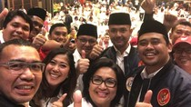 Bobby Suami Kahiyang Mulai Kampanyekan Jokowi di Sumut