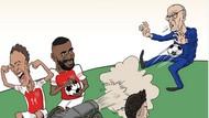 Arsenal Gasak Chelsea, Eh MU Ikut Kena Sindir Netizen