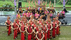 Festival Lembah Ijen Suguhkan Penampilan Sendratari Gandrung Setiap Bulan