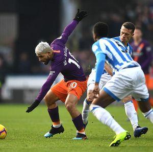 City Ungguli Huddersfield 1-0 di Babak Pertama