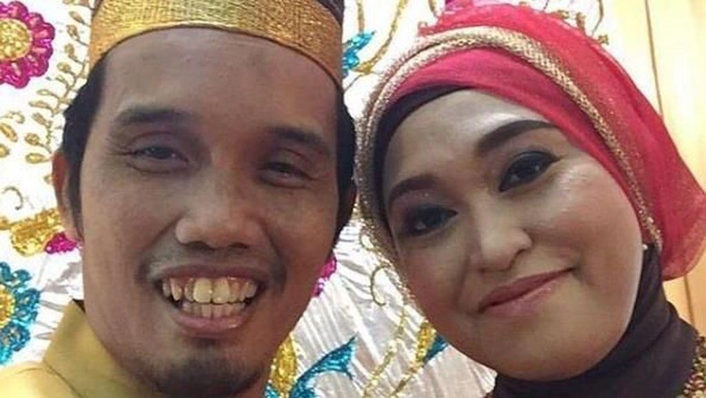 Ustad Maulana Sedang di Medan saat Tahu Istrinya Drop