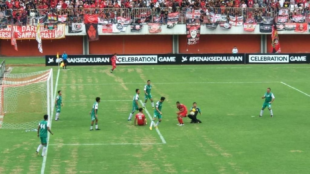 Satu Sleman Fans Tewas Usai Celebration Game di Stadion Maguwo Harjo