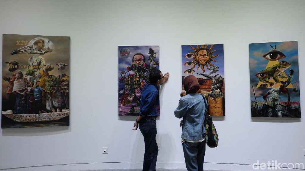Pameran Seni Indonesia-Thailand Tampilkan Artistik 8 Seniman