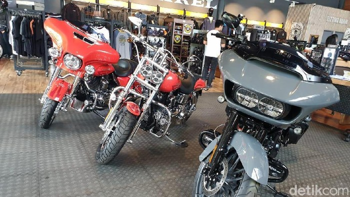 Moge Harley-Davidson
