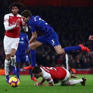 Mustafi: Organisasi Pertahanan Akan Menentukan di Chelsea vs Arsenal
