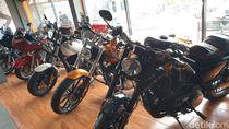 Harga Moge Harley Turun, Mobil Rakitan Indonesia di Luar Negeri