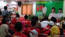 Dihadiri Ridwan Kamil, Warga Ciamis Deklarasi Dukung Jokowi