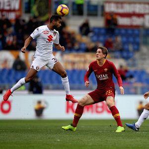 Hasil Liga Italia: AS Roma Menang Tipis Atas Torino 3-2