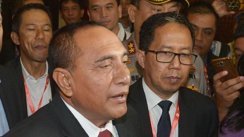 TKI Asal Sumut Sakit dan Terlantar di Penang, Edy Rahmayadi Kirim Tim