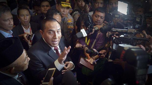 Wagub Sumut Tak Tahu Alasan Edy Rahmayadi Mundur dari PSSI