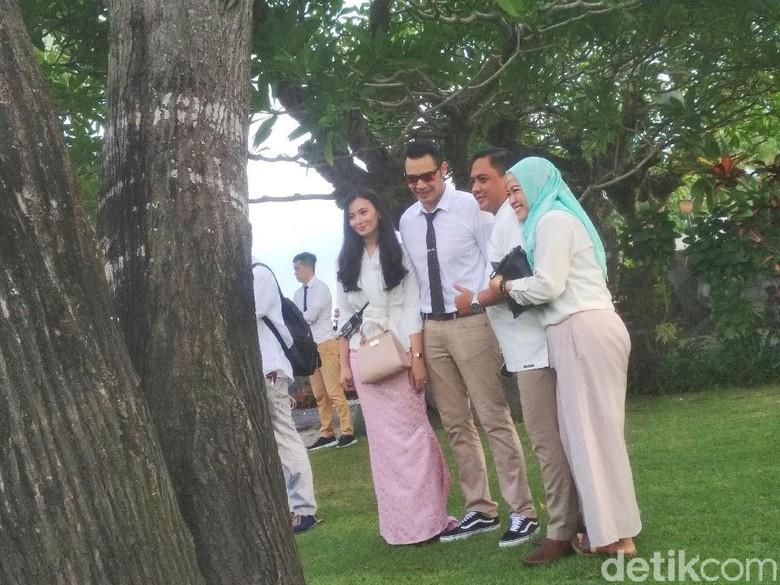 Foto: Pernikahan Randy Pangalila / Hanif Hawari
