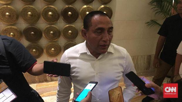 Edy Rahmayadi Tak Mau Tinggalkan PSSI dalam Kondisi Morat-mar