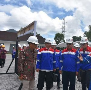 Pertamina Geothermal Energy Operasikan PLTP Binary Cycle 500 kW