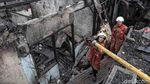 Ludes Terbakar, 250 Rumah di Tomang Tinggal Rangka