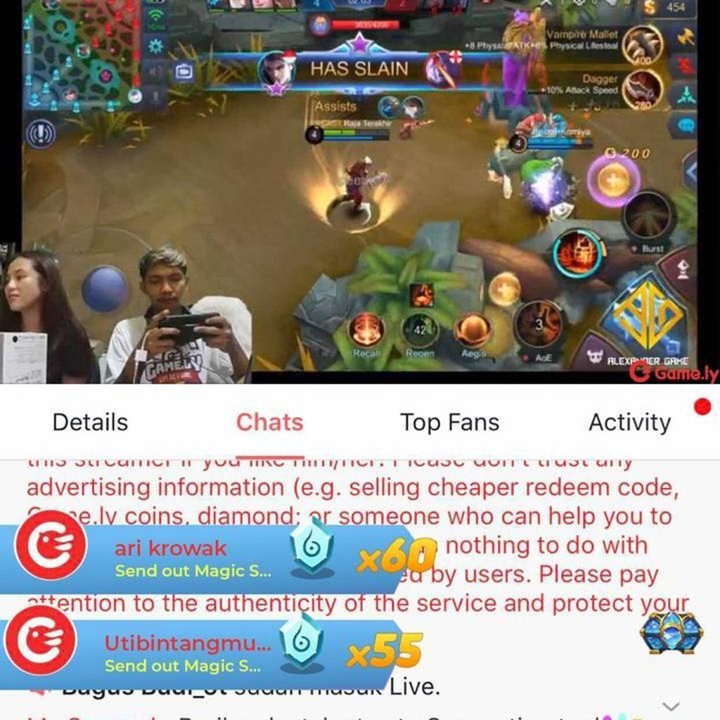 Young Lex Jadi Andalan Game.ly untuk Gaet Pengguna