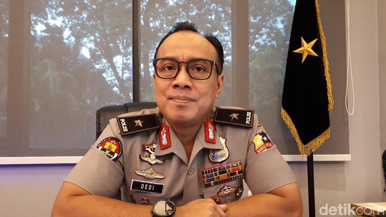 Polri: Pemeriksaan Ketum PA 212 Slamet Maarif Diundur Pekan Depan