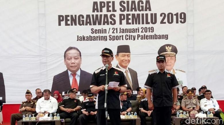 Apel Siaga Pemilu, Wiranto: Jangan Pilih Pemimpin Berengsek!