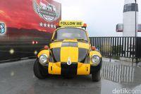 Bukan Mobil Biasa, Ini Air Marshall Car di Museum Angkut