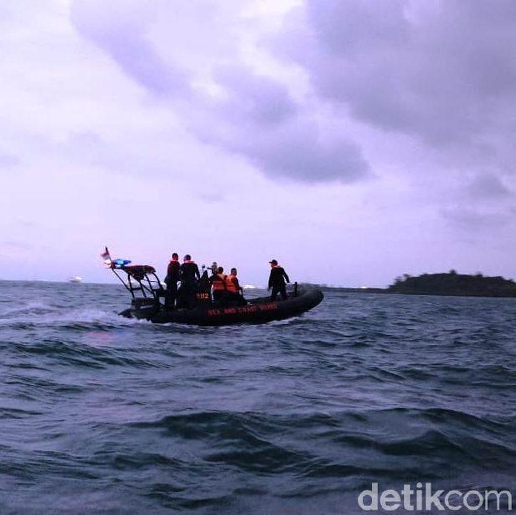 5 ABK Berhasil Selamat dari Kapal Karam di Perairan Batam