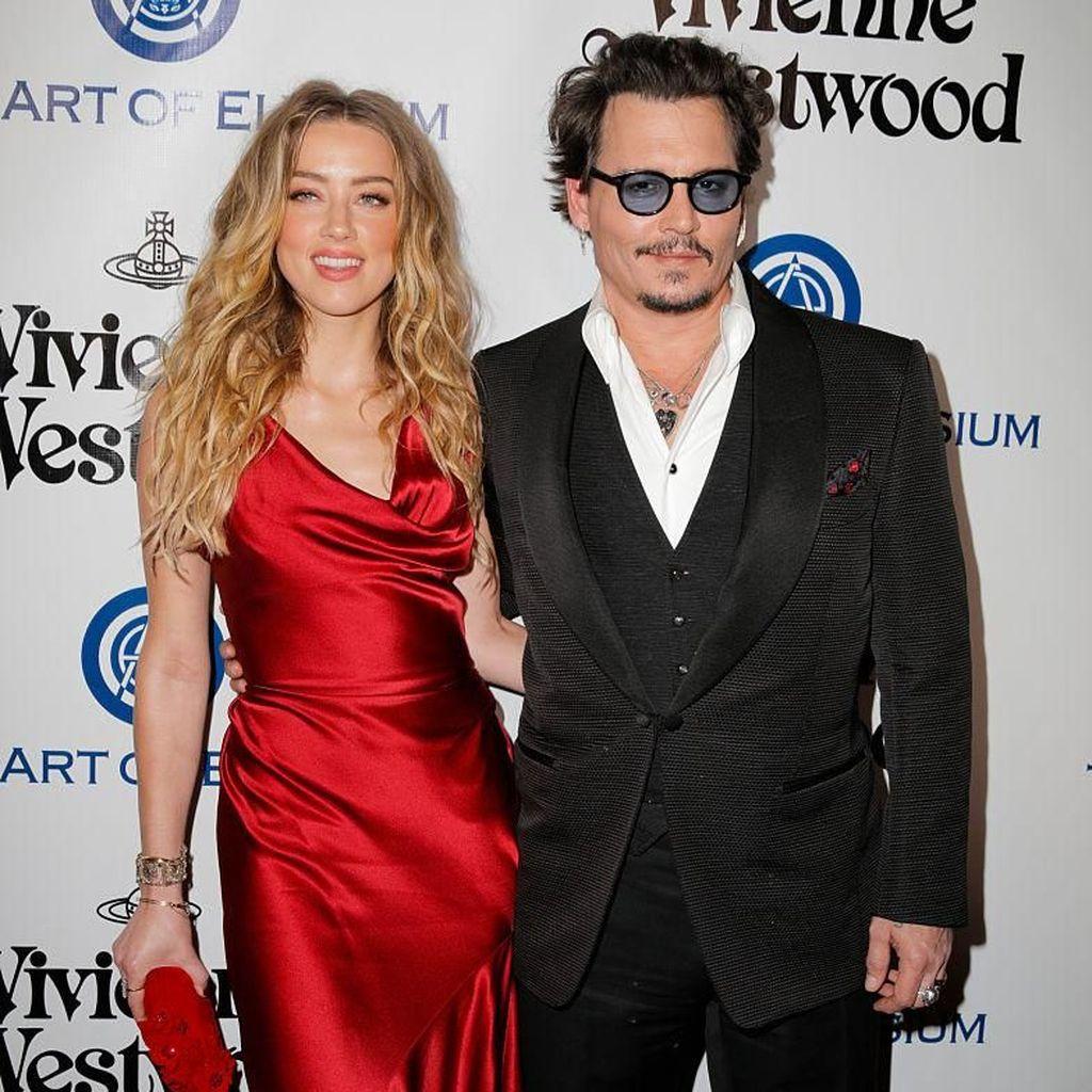 Johnny Depp Hampir Kehilangan Nyawa Gara-gara Diserang Amber Heard