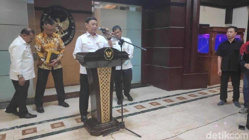 Jokowi Minta Menteri Kaji Aspek Hukum Pembebasan Ba'asyir