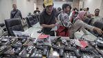 Puluhan Air Gun Ilegal Disita Polres Pelabuhan Tanjung Priok
