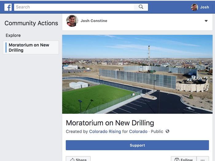 Facebook Tambahkan Fitur Petisi Di News Feed
