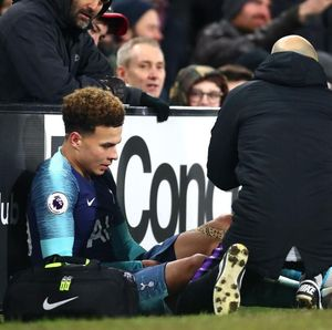 Tottenham Kehilangan Dele Alli Selama Enam Pekan