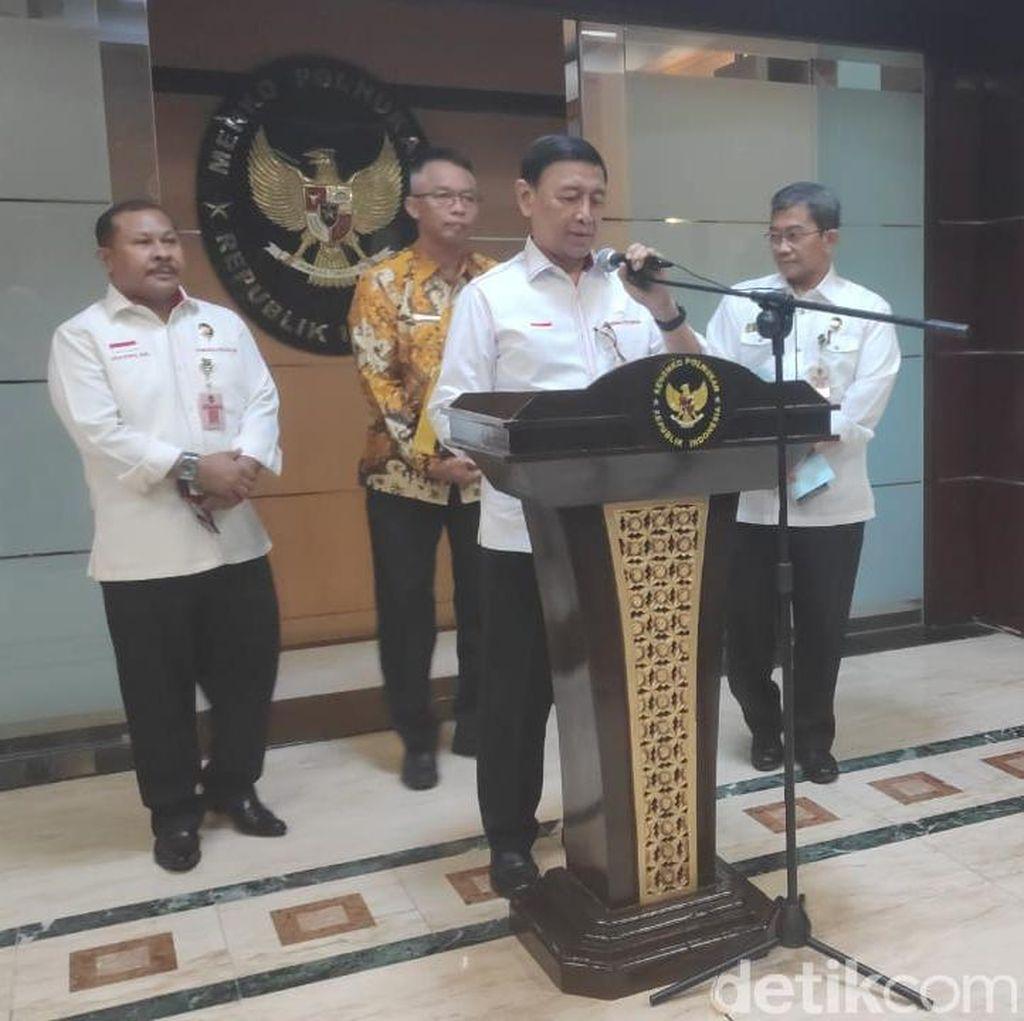 Wiranto: Pembebasan Baasyir Perlu Pertimbangan Aspek Pancasila, NKRI, Hukum