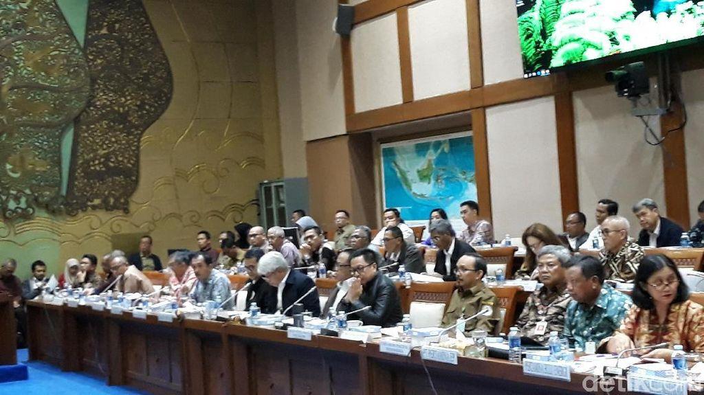 Kesal Pejabat ESDM Tak Cek Lapangan, Anggota DPR Sebut Brengsek