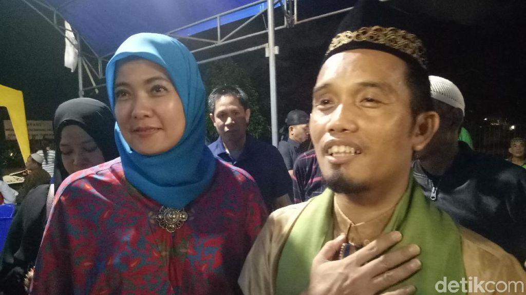 Meninggal, Istri Ustad Maulana Idap Kanker Usus