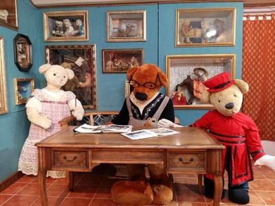 Main ke Museum Teddy Bear Korea, Gemas!