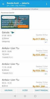 Tak Perlu Transit Ke Kl Tiket Pesawat Aceh Jakarta Mulai Rp 900 Ribu