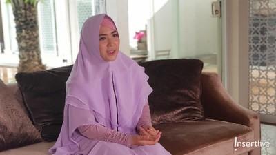 April Jasmine Beberkan Alasan Si Sulung Mondok di Usia 5 Tahun