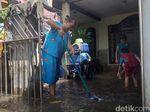 5 Kecamatan di Sidoarjo Banjir Dipicu Air Laut Pasang dan Hujan