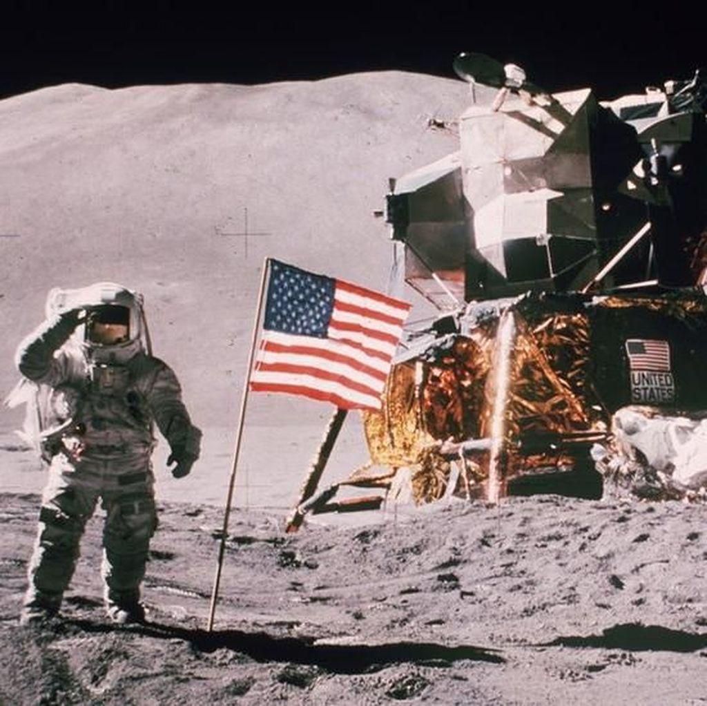 Bisakah Bulan Dimiliki dan Diakusisi Negara atau Perusahaan?