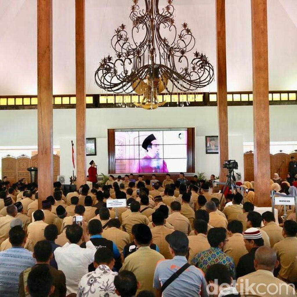 Motivasi ASN Banyuwangi, Ustaz Yusuf Mansur: Kerja sebagai Pengabdian